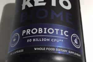 Probiotic Whole Food Dietary Supplement