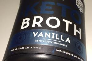 Keto Broth Whole Food Dietary Supplement