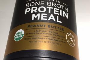 Organic Bone Broth Protein Meal