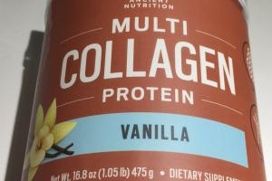 Multi Collagen Protein Dietary Supplement