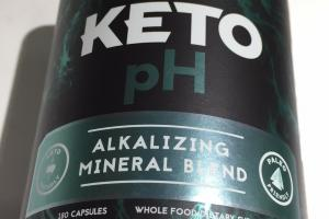 Alkalizing Mineral Blend Whole Food Dietary Supplement