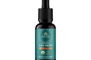 CBD HEMP ORGANIC DIETARY SUPPLEMENT, CINNAMON