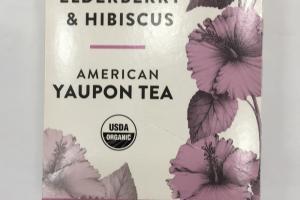 American Yaupon Tea