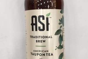 Traditional American Yaupon Brew Tea