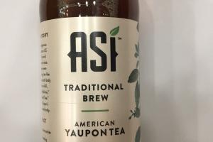 Traditional Brew American Yaupon Tea