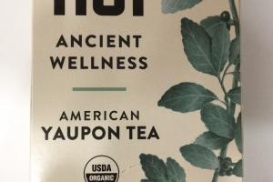 Ancient Wellness American Yaupon Tea