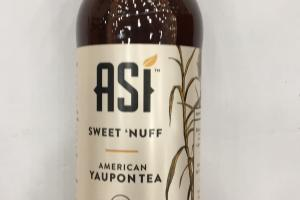 Sweet 'nuff American Yaupon Tea