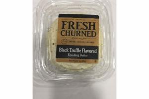 BLACK TRUFFLE FLAVORED FINISHING BUTTER