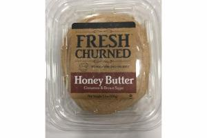 CINNAMON & BROWN SUGAR HINEY BUTTER