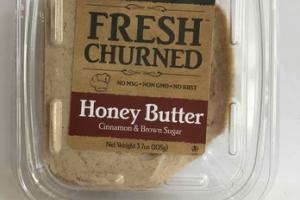 CINNAMON & BROWN SUGAR HONEY BUTTER