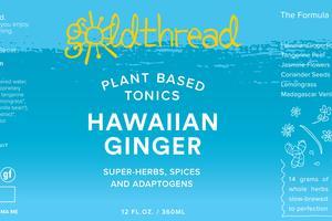 HAWAIIAN GINGER PLANT BASED TONICS