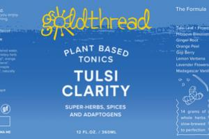TULSI CLARITY PLANT BASED TONICS