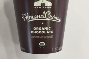Organic Non-dairy Frozen Dessert