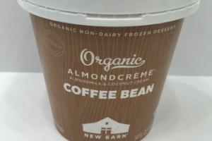 COFFEE BEAN ALMOND MILK & COCONUT MILK