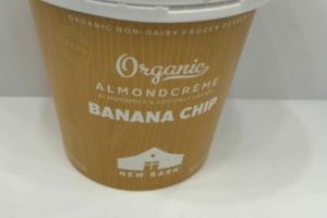 ORGANIC BANANA CHIP ALMOND CREME