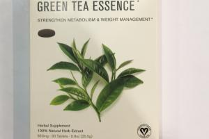 Super Green Tea Essence Herbal Supplement
