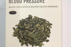 Healthy Blood Pressure Herbal Supplement