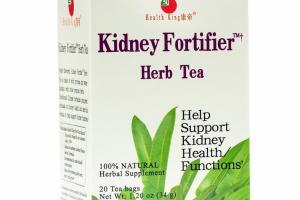 KIDNEY FORTIFIER 100% NATURAL HERBAL SUPPLEMENT HERB TEA BAGS