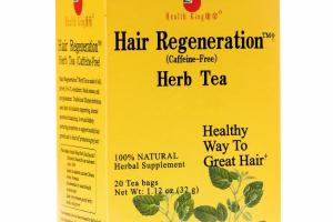 100% NATURAL HERBAL TEA SUPPLEMENT