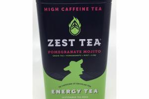 POMEGRANATE MOJITO HIGH CAFFEINE ENERGY TEA