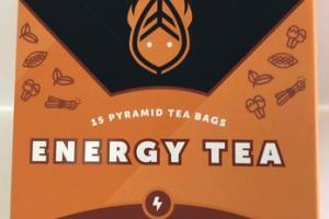 SPICY MASALA CHAI ENERGY BLACK TEA