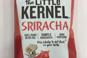 Sriracha Mini Popcorn