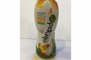 COCONUT WATER WITH MANGO & ACEROLA