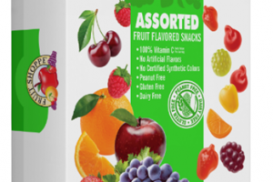 ASSORTED FRUIT FLAVORED SNACKS