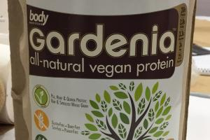 All-natural Vegan Protein Dietary Supplement