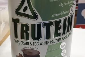 Whey, Casein & Egg White Protein Natural Protein Supplement