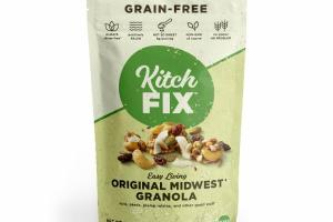 ORIGINAL MIDWEST GRANOLA NUTS, SEEDS, PLUMP RAISINS, AND OTHER GOOD STUFF