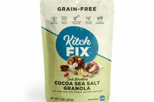 COCOA SEA SALT GRANOLA