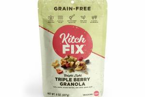 BRIGHT LIGHT TRIPLE BERRY GRANOLA