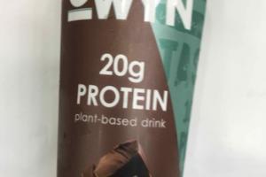 DARK CHOCOLATE PLANT-BASED DRINK