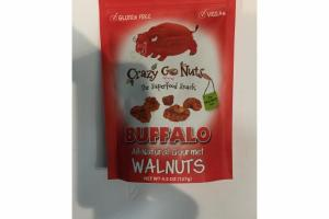 BUFFALO ALL-NATURAL GOURMET WALNUTS