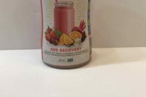 RED RECOVERY BLENDERLESS SUPERFOOD SMOOTHIE
