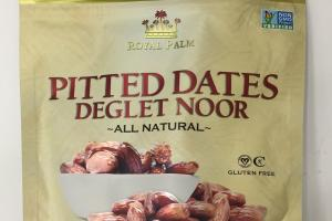 Pitted Dates Deglet Noor