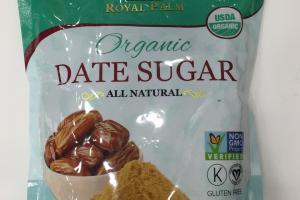 Organic Date Sugar