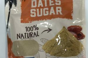 100% NATURAL DELIGHT DATES SUGAR