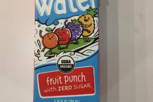 Kids Water Fruit Punch