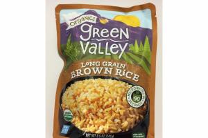 ORGANICS LONG GRAIN BROWN RICE