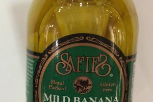 Mild Banana Peppers