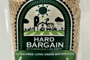 Long Grain Brown Rice