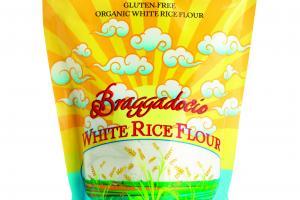 Braggadocio White Rice Flour