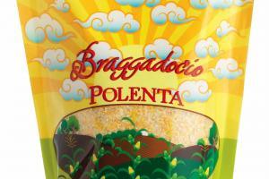 Organic Yellow Popcorn Polenta