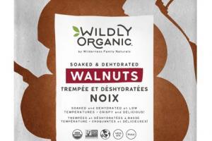 SOAKED & DEHYDRATED WALNUTS