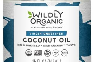 VIRGIN UNREFINED COCONUT OIL