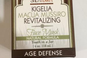 Kigelia Macua Mussiro Revitalizing Face Mask