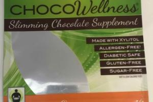 ORANGE SLIMMING CHOCOLATE SUPPLEMENT