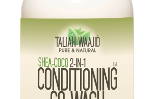 SHEA-COCO 2-IN-1 CONDITIONING CO-WASH GENTLE CLEANSER & LEAVE-IN CONDITIONER